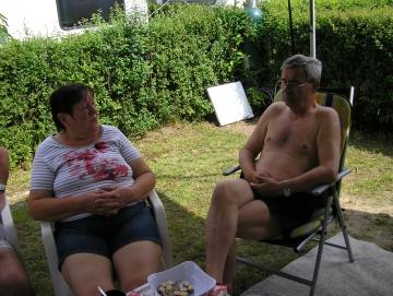 2014 letní sraz na Stříbrňáku