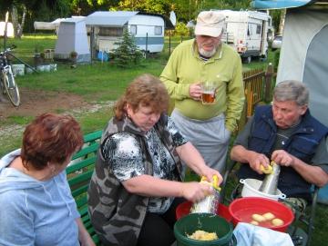 2010 bramboráky na Stříbrňáku