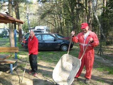 2010 brigáda na Stříbrňáku