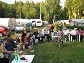 2008 Camping Cars Caravans