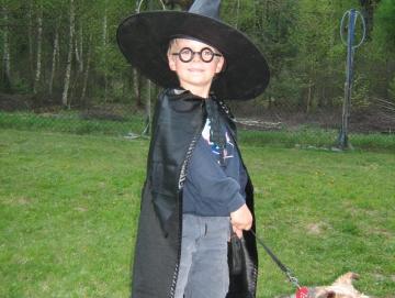 2010 čarodějnice na Stříbrňáku