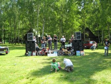 2009 Dětský den Stříbrňák