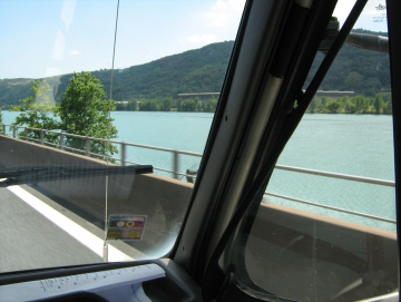 2010 dovolená Francie, Itálie, Rakousko