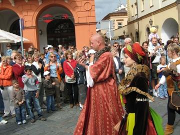 Eliška přijela 2007