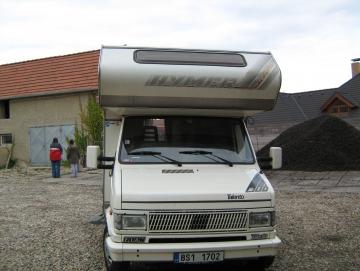 2008 Hymer Mobil
