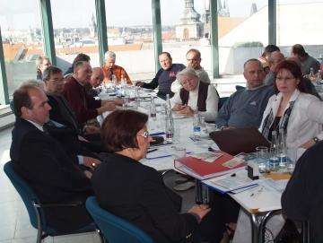 2010 jarní zasedání AČR Praha