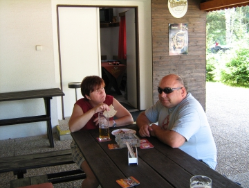 2009 Letní sraz na Stříbrňáku