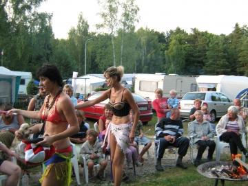 2008 letní sraz na Stříbrňáku