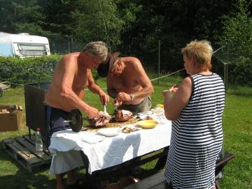 2012 Letní sraz na Stříbroši
