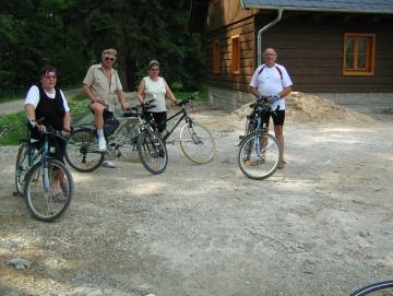 2008 na kolách na Mazurky