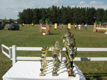 2009 parkur, cena primátora