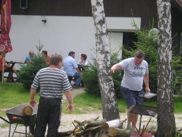 Petr Mazánek - Letní sraz 2007