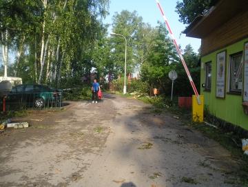 2012 Petr Mazánek - Pohroma na Stříbrňáku 6.7.2012