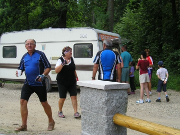 Petr Mazánek Výlet na kolách