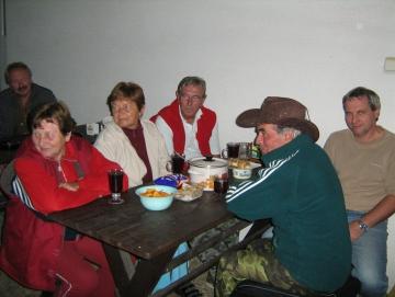 2010 podzimní klubový sraz