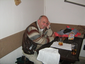 podzimní sraz 2008