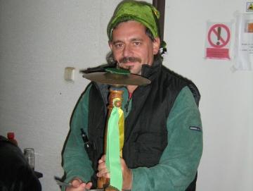 2013 podzimní sraz v ATC Stříbr. rybník