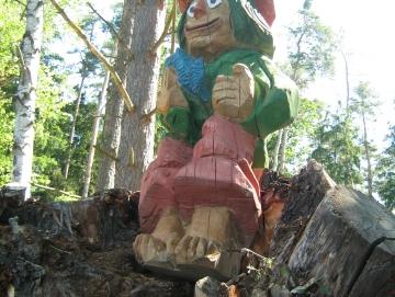 2012 Pohádková stezka Městskými lesy