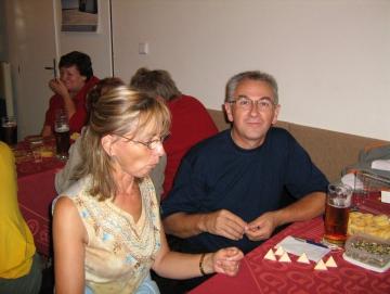 2007 posezení s PL a Ang