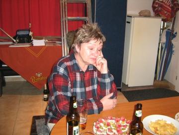 2009 posezení v klubovně