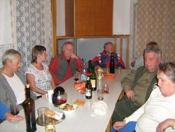 2009 sraz v Litomyšli s KK Praha