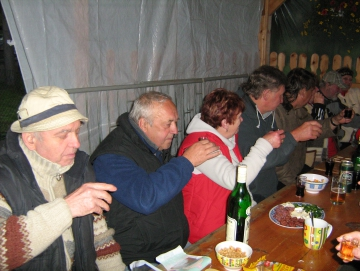 2010 sraz v Milkowě PL