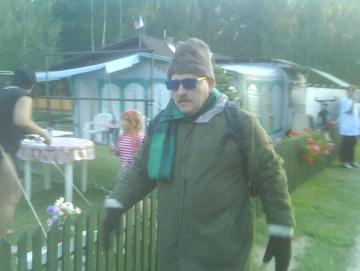 Štědrý den na Stříbrňáku 2008