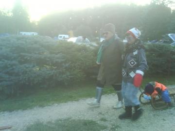 2009 Štědrý den na Stříbrňáku