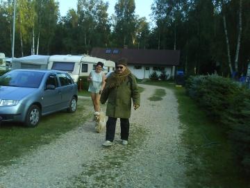 2007 Štědrý den na Stříbrňáku