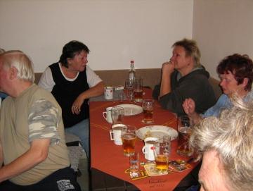 2009 v klubovně s Pražákama