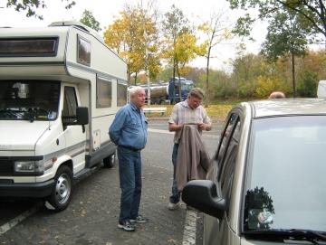 2009 v Německu pro obytné auto