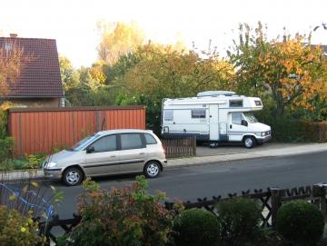 2008 v Německu pro obytné auto
