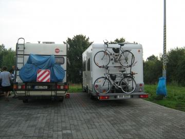 2012 v Polsku s Junovými