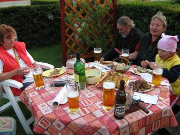 2009 výlet na Mazurky