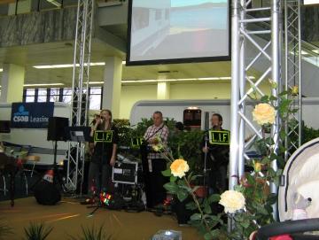 Výstava karavanů Brno