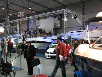 2009 Výstava karavanů Praha