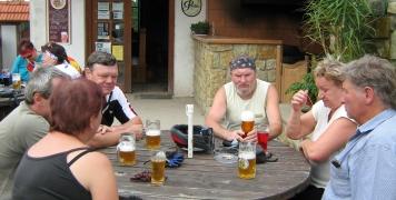 2008 na kolách na Ranč