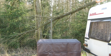 2009 polámané stromy v ATC