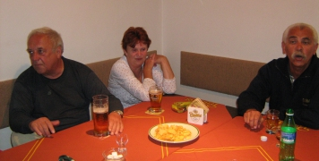 2010 posezení s Vašíčkovými na Stříbrňáku